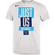 Nike Youth Villanova Wildcats 'Just Us' Bench T-Shirt