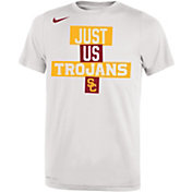 Nike Youth USC Trojans 'Just Us' Bench T-Shirt