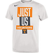 Nike Youth Tennessee Volunteers 'Just Us' Bench T-Shirt