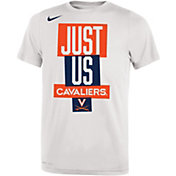 Nike Youth Virginia Cavaliers 'Just Us' Bench T-Shirt