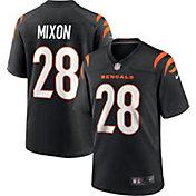 Nike Youth Cincinnati Bengals Joe Mixon #28 Black Game Jersey