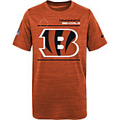 Nike Youth Cincinnati Bengals Sideline Legend Velocity Orange T-Shirt
