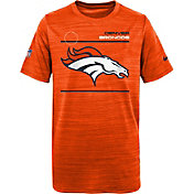 Nike Youth Denver Broncos Sideline Legend Velocity Orange T-Shirt