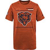 Nike Youth Chicago Bears Sideline Legend Velocity Orange T-Shirt