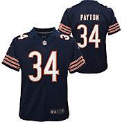Nike Youth Chicago Bears Walter Payton #34 Navy Game Jersey