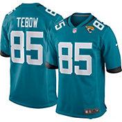 Nike Youth Jacksonville Jaguars Tim Tebow #85 Teal Game Jersey