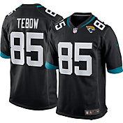Nike Youth Jacksonville Jaguars Tim Tebow #85 Black Game Jersey