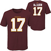 Nike Youth Washington Football Team Terry McLaurin #17 Red T-Shirt