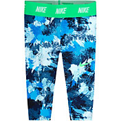 Nike Little Girls' Dri-FIT Sprint Essential Capri Leggings