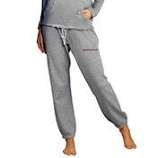 Concepts Sport Women's Washington Football Team Grey Mainstream Cuffed Pants