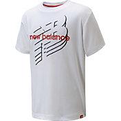 New Balance Boys' Core Short Sleeve T-Shirt