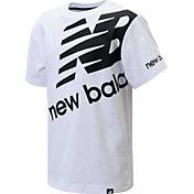 New Balance Boys' Lifestyle Short Sleeve T-Shirt