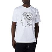 New Balance Men's Athletics Delorenzo Shoe T-shirt