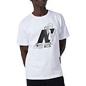 New Balance Men's Athletics Delorenzo N T-Shirt