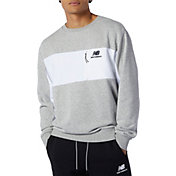 New Balance Men's Athletics Fleece Crew