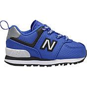New Balance Kids' 574 Windbreaker Running Shoes