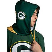 SoHoodie Green Bay Packers Green 'Just the Hood'