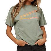 O'Neill Women's Grid Life Short Sleeve T-Shirt