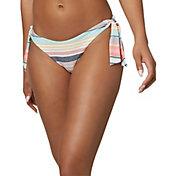 O'Neill Women's Maho Cruz Stripe Bikini Bottoms