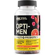 Optimum Nutrition Opti-Men Multi + Probiotic Gummies
