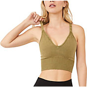 FP Movement by Free People Women's Good Karma Crop Top