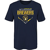 Outerstuff Youth Milwaukee Brewers Navy Eat My Dust T-Shirt