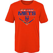 Outerstuff Youth New York Mets Orange Eat My Dust T-Shirt