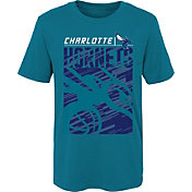Outerstuff Youth Charlotte Hornets Blue T-Shirt