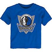 Outerstuff Little Kid's Dallas Mavericks Royal Logo T-Shirt