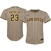 Nike Youth San Diego Padres Fernando Tatis Jr. #23 Brown Replica Jersey