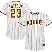 Nike Youth Replica San Diego Padres Fernando Tatis Jr. #23 Cool Base White Jersey
