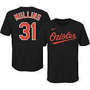 Nike Youth Baltimore Orioles Cedric Mullins #31 Black T-Shirt