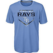 Outerstuff Youth Tampa Bay Rays Navy Eat My Dust T-Shirt