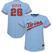 Nike Youth Minnesota Twins Max Kepler #26 Blue Replica Jersey