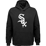 Outerstuff Youth Chicago White Sox Black Pullover Hoodie
