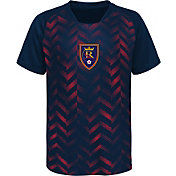 MLS Youth Real Salt Lake Sublimated Navy Jersey