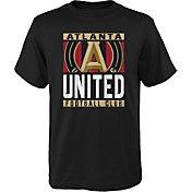 MLS Youth Atlanta United Steel Black T-Shirt