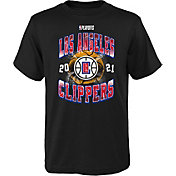 Nike Youth Los Angeles Clippers 2021 Playoffs Hype T-Shirt