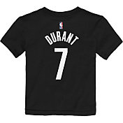 Nike Youth Brooklyn Nets Kevin Durant Icon Number T-Shirt