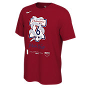 Nike Youth Philadelphia 76ers 2021 Playoffs Mantra T-Shirt