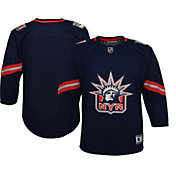 NHL Youth New York Rangers Special Edition Premier Blank Jersey
