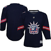 NHL Youth New York Rangers Special Edition Replica Blank Jersey