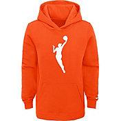 Nike Youth WNBA Orange Logo Hoodie