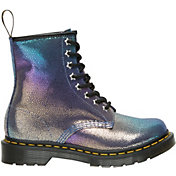 Dr. Martens Women's 1460 Sand Rainbow Ray Boots