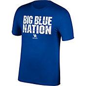 Top of the World Men's Kentucky Wildcats Blue Big Blue Nation T-Shirt