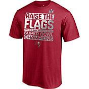 NFL Men's Super Bowl LV Champions Tampa Bay Buccaneers Parade T-Shirt