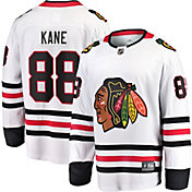 NHL Men's Chicago Blackhawks Patrick Kane #88 Breakaway Away Replica Jersey