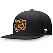 NHL Men's Boston Bruins Special Edition Logo Black Snapback Hat