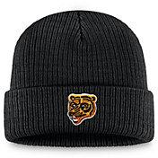 NHL Men's Boston Bruins Special Edition Logo Black Knit Beanie