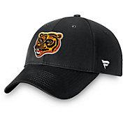 NHL Men's Boston Bruins Special Edition Logo Black Adjustable Hat
